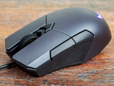 ASUS TUF Gaming M5 mouse review: a characteristic game